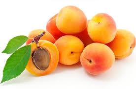 A quelle période de l'année mange-t-on des abricots ?
